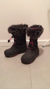 Kamik size 2 winter boot Central Saanich, V8M 1J2