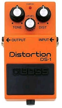 Boss DS-1 Distortion Pedal Fredericksburg, 22401