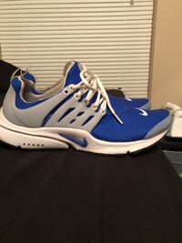 Nike Presto blue and white size 11  West Lafayette, 47906