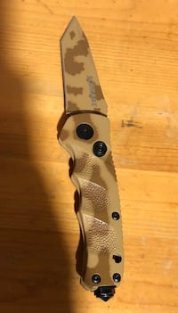Automatic knife pushbutton very nice SCHRADE KNIFE Hayward, 94541