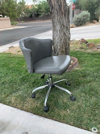 Like new leather task chair  Henderson, 89074