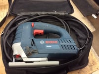 Bosch js260 jig saw used in case Tested 844963-2  Baltimore, 21205