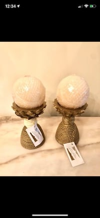 Candle Holders NEW