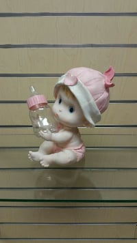 Baby Girl Doll Figurine  (new)