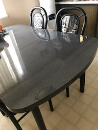 Kitchen table with 6 chairs... good condition.  Vancouver, V5W 3H2