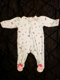 Baby girls pajamas Victorville, 92394