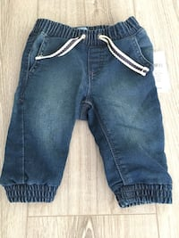 New GAP baby boy denim 6-12m Gatineau, J9A
