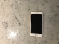 silver iPhone 6 with black case Toronto, M4R 2B4