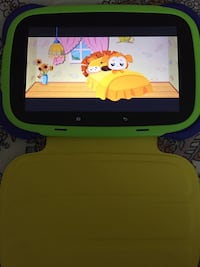 Kids tablet in Chinese language only