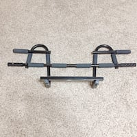 black and gray pull-up bar 스톡톤, 95209