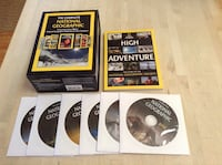The Complete National Geographic on 6 DVD-ROMs Calgary, T3E 2W3