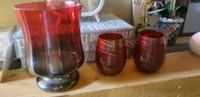 Red Decor all THREE MPU price firm Las Cruces, 88012