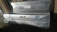 stainless steel truck saddle box