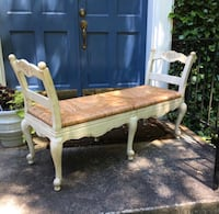 French country bench Arlington, 22201