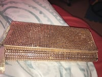 Rose Gold clutch wristlet Winnipeg, R3A 1K9