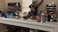 Ikea glass drawer organizer. I use it to organizer my makeup . Must be able to pick up! Toronto, M5A 1K4