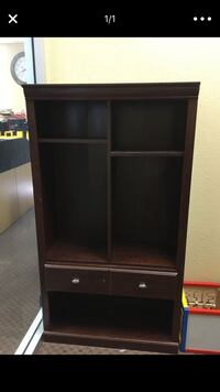 Cherry wooden cabinet with shelf San Jose, 95135