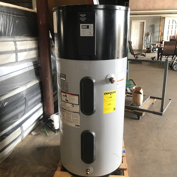 Used Kenmore Hybrid Water Heater Electric Capacity 80 Gallons For In Dallas Letgo