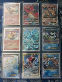 Pokemon cards $15.00 each Thornton