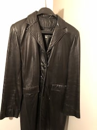 Woman's leather jacket size 9 Laval, H7M 4S4