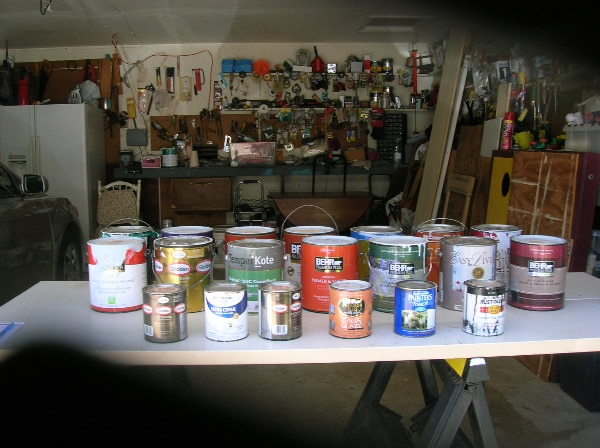 14 Gallons of Paint