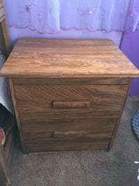 2 Drawer Night Stand San Francisco, 94116