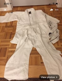 Judo uniform size 8 for kids