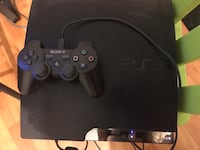 Ps3 with one controller  Toronto, M1R 3G6