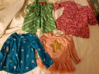 Girl clothes size 2t and 3t Anaheim, 92806