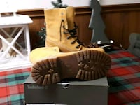 Timberland Boots (size 9-10) London, N6H 1C6