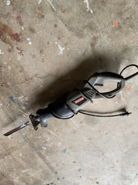 Black and gray corded power tool Houston, 77449