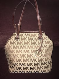 Authentic Michael Kors Monogram handbag