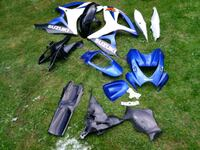 Fairings suzuki gsx r 600 k6