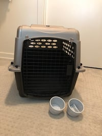 black and gray pet carrier San Francisco, 94102