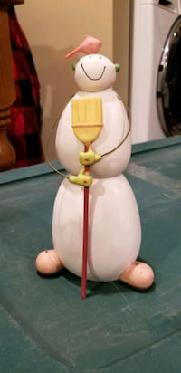Cute snowman decoration