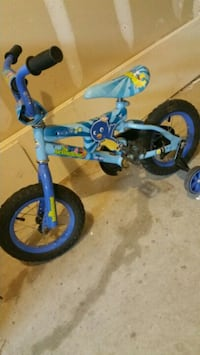 toddler's blue bicycle Pickering, L1X 2X5