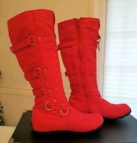 Red Boots