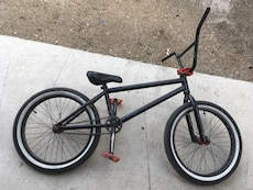 2015 kink gap bmx bike