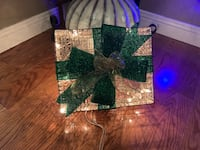 BRAND NEW CHRISTMAS LIT GOLD GIFT North Dumfries, N0B 1E0
