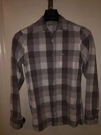 500$ authentic burberry long sleeve shirt