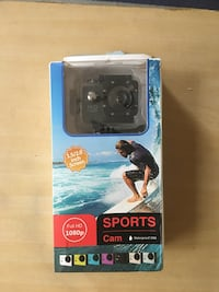 Wild time camera! Capture the moment! Good as a GoPro!