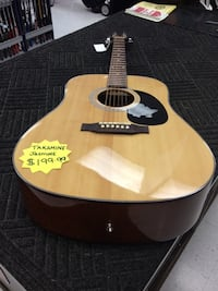 Used Takamine Jasmine S33 Acoustic For Sale In Humble Letgo