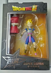 SUPER SAIYAN CABBA dragon ball super series 5 Alamo, 78516