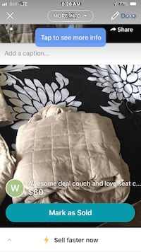 Couch and love seat covers  Brantford, N3T 3P7