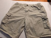 2 pair mens cargo shorts Arizona 38 Canyon Guide 40-42