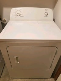 Free delivery roper electric dryer
