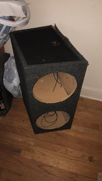 Box for 12 inch subwoofers  Lake Charles, 70601