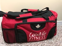 GoodLife fitness bag  Markham, L6C 1G1