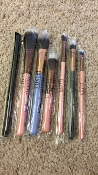 Luxie makeup brushes Berwyn Heights, 20740