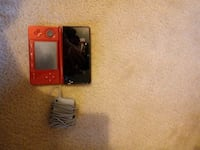 Nintendo 3Ds with charger Clear Spring, 21722